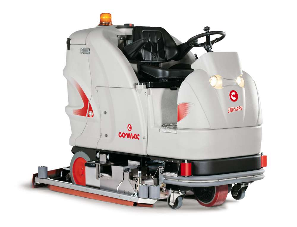 【COMAC意大利高美】驾驶式全自动洗地机 Ultra C 85 BS